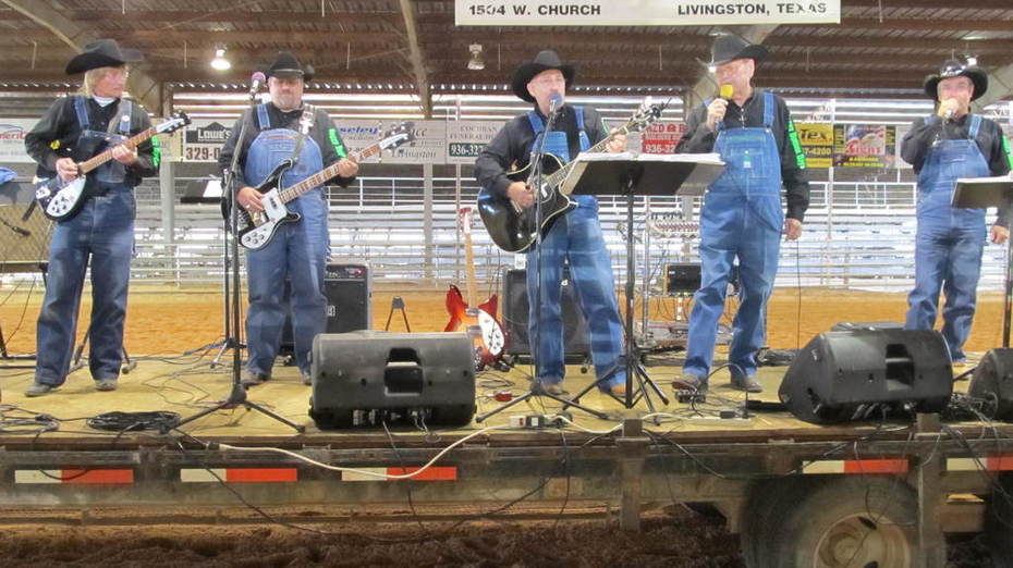 Baggy Bottom Boys @ Piney Woods Cowboy Church