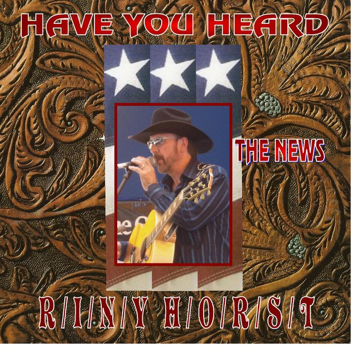 CD Have You Heard The News Riny Horst