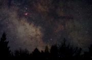 March Morning Milky Way