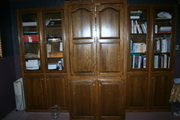 Solid Oak Reproduction Office Furniture