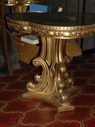 inlay side table