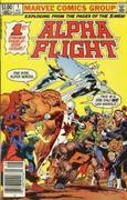 Marvel Comics - Alpha Flight # 1