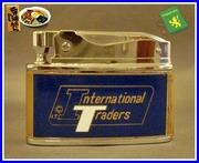 Vintage Sarome Swallow Cigarette Lighter
