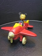 Mickey Mouse Sun Rubber Air Mail Plane