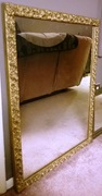 Gilt wood Mirror - unknown