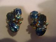 Hattie Carnegie signed Earrings