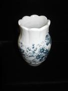 Porcelain Vase - Top View