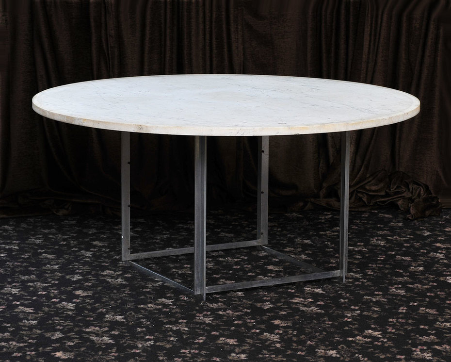 Paul Kjaerholm PK-54 dining table