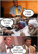 The Bible is better than then Koran