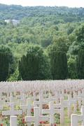 Cemetery at Fort Douaumont