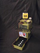 B-17 Dice Tower Front