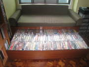 My Game Storage Couch