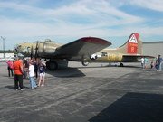 B17 at Westchecher airport NY
