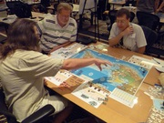 Consimworld 2014 NEW Conquistador Playtesting