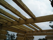 Second Floor Girder and Beams