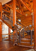 Freehold, New Jersey Home by Wisconsin Log Homes