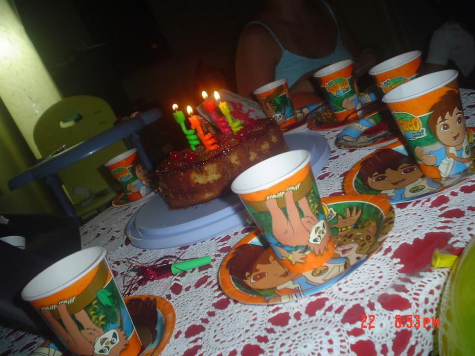 cumpleaños de papa