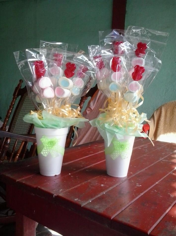 centros de dulces
