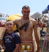 FLOYED BENNIT FIELD POW WOW BROOLYN NY 056