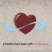Love for Jesus