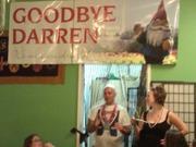 Darren's Going Away Party August 2011