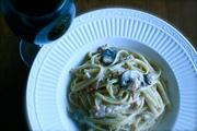 Chicken Tettrazini with Cremini & Pancetta