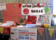 HOMEGROWN Village at Maker Faire Bay Area 2014