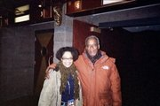 Stanley Nelson and me at 2004 Sundance