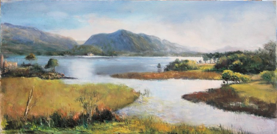 IView of Loch Léin