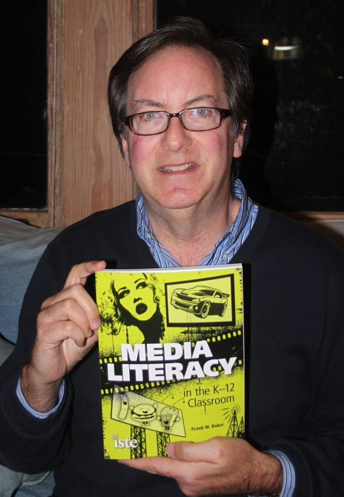 Frank Baker & His New Book