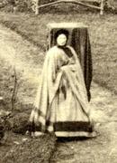 Curbar Lunatic Asylum, Buxton (detail 2 with dark tent)