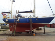 Biscay 36 ketch
