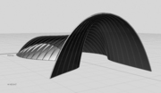 GHaudì_Application of 3D catenary as structural system