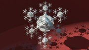 stellated octahedron growth