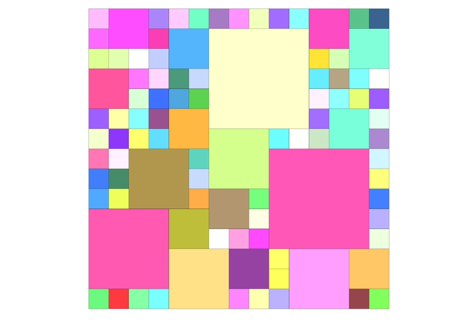 Tessellated Squares 01