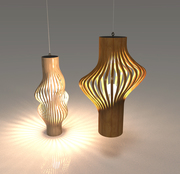 Parametric Lamp Shade-03