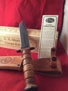 Case USMC knife