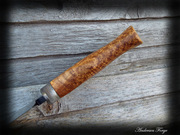 Maple Bural Pack Knife
