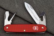 Victorinox red Pioneer Antonov Club
