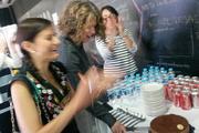 Hoy en #Ellasglobal en las oficinas de Wayra, Ciudad de México