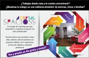 """Spacioss coworkin """"1er espacio colaborativo para la mujer"""""""