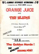 Orange Juice Dublin