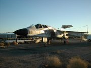 1Aircraft ready for disassembly at China Lake