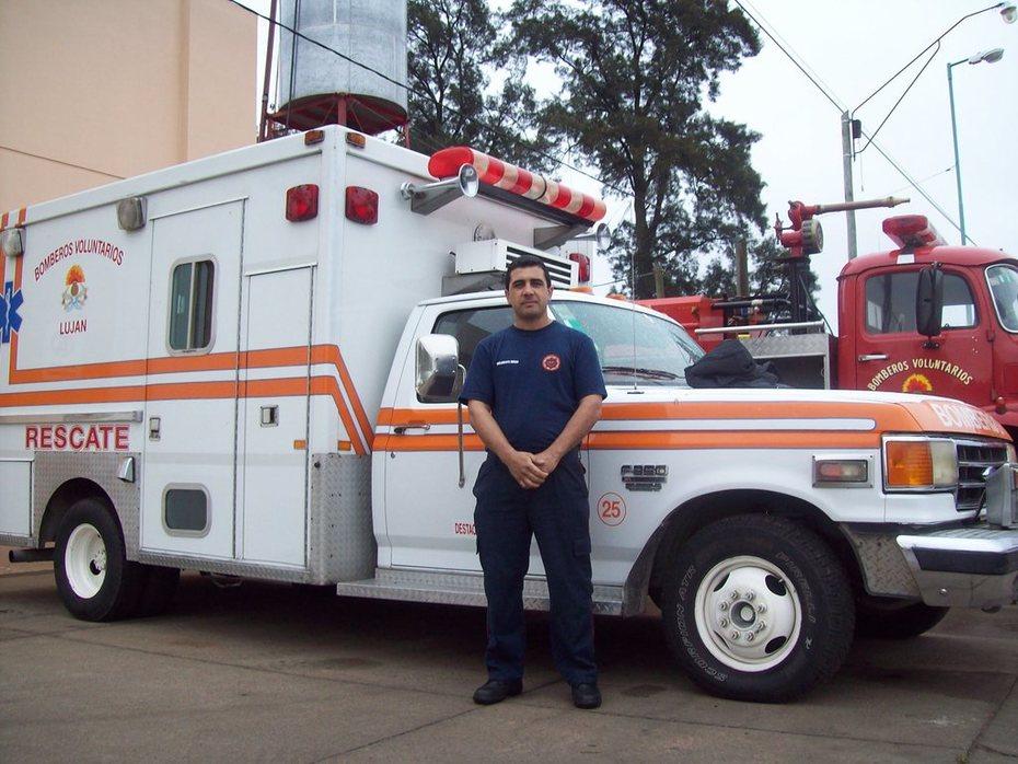 Escuela Internacional de Incendios / Lujan / 2010 / E.F.O.C.I.R.
