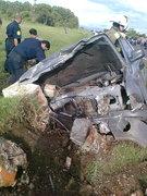 03/03/13 - Accidente Ford Ranger