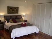 Garden Suite Sleeping Area