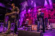 Taylor Hicks Performing with Robert Randolph & The Family Band at Brooklyn Bowl Las Vegas