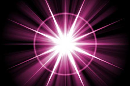 violet flameph.