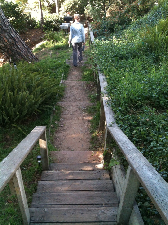 Secret Stairs: Fellowship Park in Echo Park