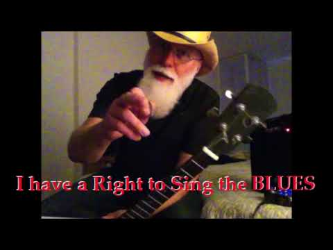 I got a Right to Sing the Blues  ( H Arlen-T Koehler) A. D. Eker   2019